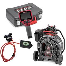 Ridgid 42348 Seesnake Max RM200 Camera, 37888 CA-300, & CustomEyes Adaptor Box CE-300