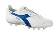 Diadora Brasil Italy OG MD PU White/Blue *Italian Handmade*