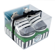 First Cleats Baby Soccer Shoes - Black *Free Shipping*