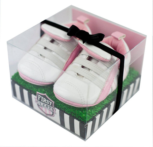 First Cleats Baby Soccer Shoes - Pink