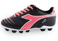 Diadora Cattura MD JR - Black / Pink