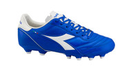 Diadora Brasil K Plus MG 14 - Royal / White
