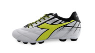Diadora Forte MD - White / Fluo Yellow / Black