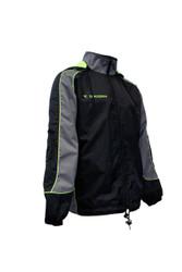 Diadora Coprire Rain Jacket - Black *Free Shipping*