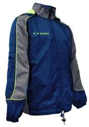 Diadora Coprire Rain Jacket - Navy *Free Shipping*
