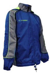 Diadora Coprire Rain Jacket - Royal *Free Shipping*