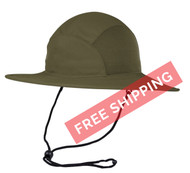 Coolcore Cooling Sun Hat - Olive Green