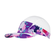 Coolcore Women's Cooling Running / Fitness Hat - Floral *Free Shipping*