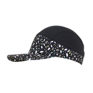 Coolcore Women's Cooling Running / Fitness Hat - Black Quartz *Free Shipping*