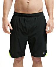 "Coolcore Men's Cooling 'Impact' 8"" Short - Black *Free Shipping*"