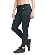 Coolcore Women's 'Connection' Yoga 7/8 Cooling Tight - Black *Free Shipping*