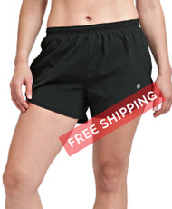 Coolcore Women's 'Strider' Cooling Short - Black