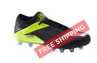 Diadora MW BLUSHIELD RB BSH12 Firm Ground Soccer Shoe - Black / Fluo