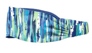 Coolcore Studio Women's Headband - Brush Ocean *Free Shipping*