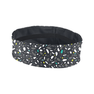 "Coolcore 2"" Reversible Headband - Black Quartz *Free Shipping*"