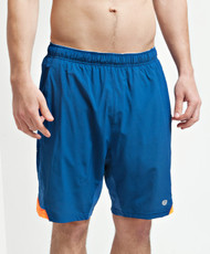 "Coolcore Men's Cooling 'Impact' 8"" Short - Blue *Free Shipping*"