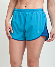 Coolcore Women's 'Strider' Cooling Short - Malibu Blue *Free Shipping*