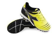 Diadora Cattura TF JR Turf - Neon Yellow / Black - Free Shipping