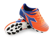 Diadora Cattura MD JR - Orange / Blue *Free Shipping*
