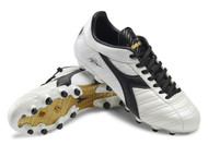 Diadora Baggio 03 K MG14 White Pearl/Gold/Black