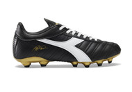 Diadora Baggio 03 K MG14 Black/White/Gold