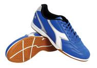 Diadora Men's Capitano ID Indoor Shoe - Royal *Free Shipping*