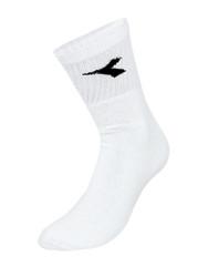 Diadora Crew Sock White
