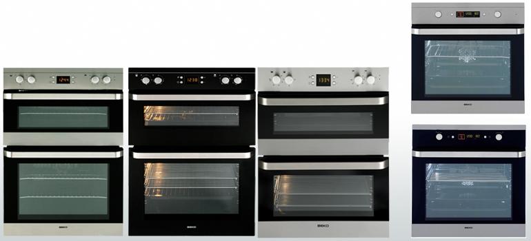 Grey Ikea Kitchen Wine Fridge Dishwasher Wall Oven