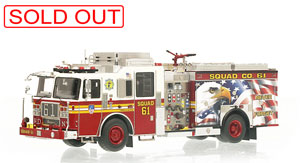 FDNY Squad 61 now sold out.