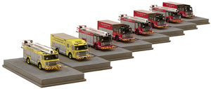 Chicago Rosenbauer Squads now available to order