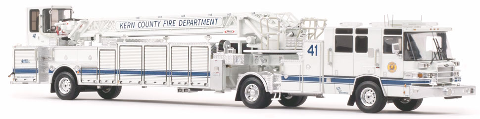 Kern County Truck 41 is museum grade.