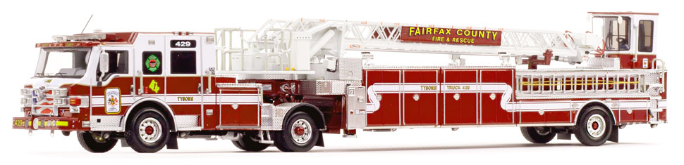 Award-winning Fairfax County T429 replica