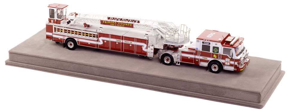 Order your Fairfax County T429 replica today!