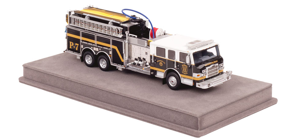 Order your Jack Daniel's P-7 Pumper today!