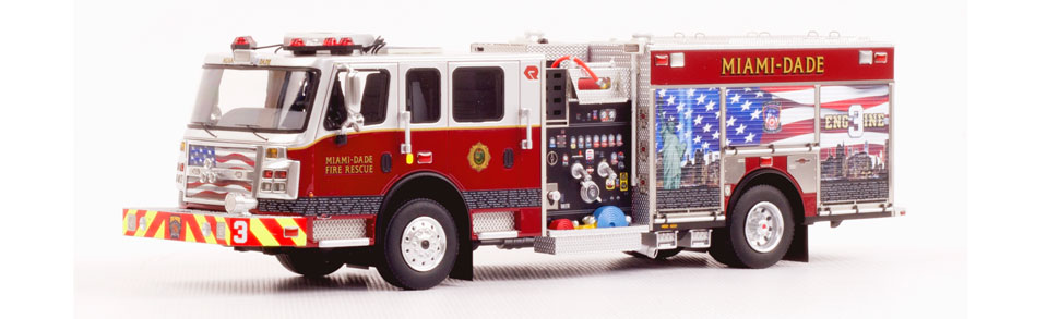MDFR Engine 3 boasts 391 individual pieces and limited to 250 units