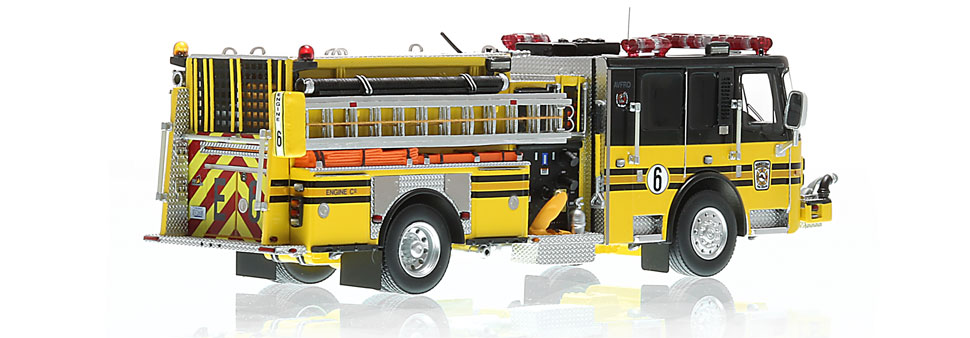 AVFRD Engine 606 is limited to 150 units.