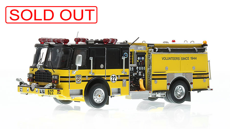 """AVFRD E622 """"Rt. 7 Express"""" is now sold out!"""
