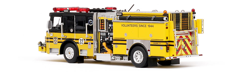 AVFRD Engine 622 is limited to 100 units.