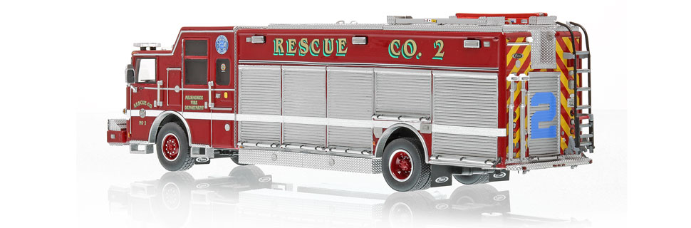 Milwaukee Rescue 2 - Coming July 2017!