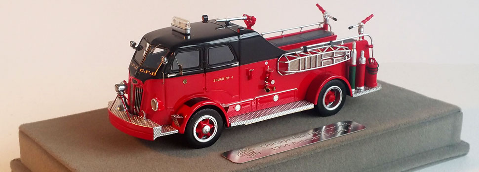 CFD Squad 4 features over 25 hand-crafted parts.