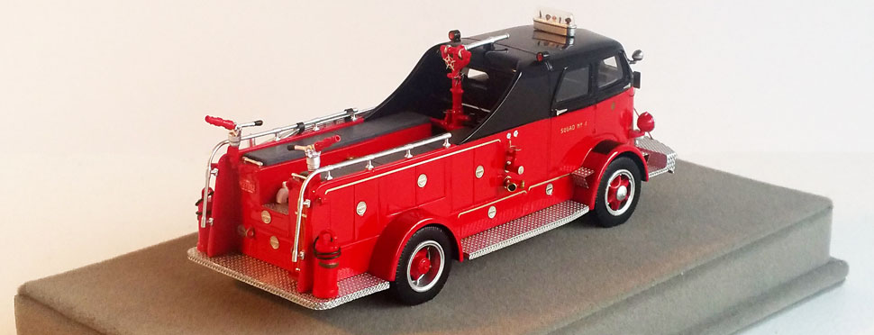 CFD Squad 4 features the MARS Aurora Borealis light on the cab roof.