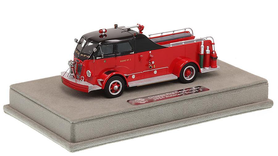 1:50 Scale Museum grade replica of CFD Autocar Squad 3