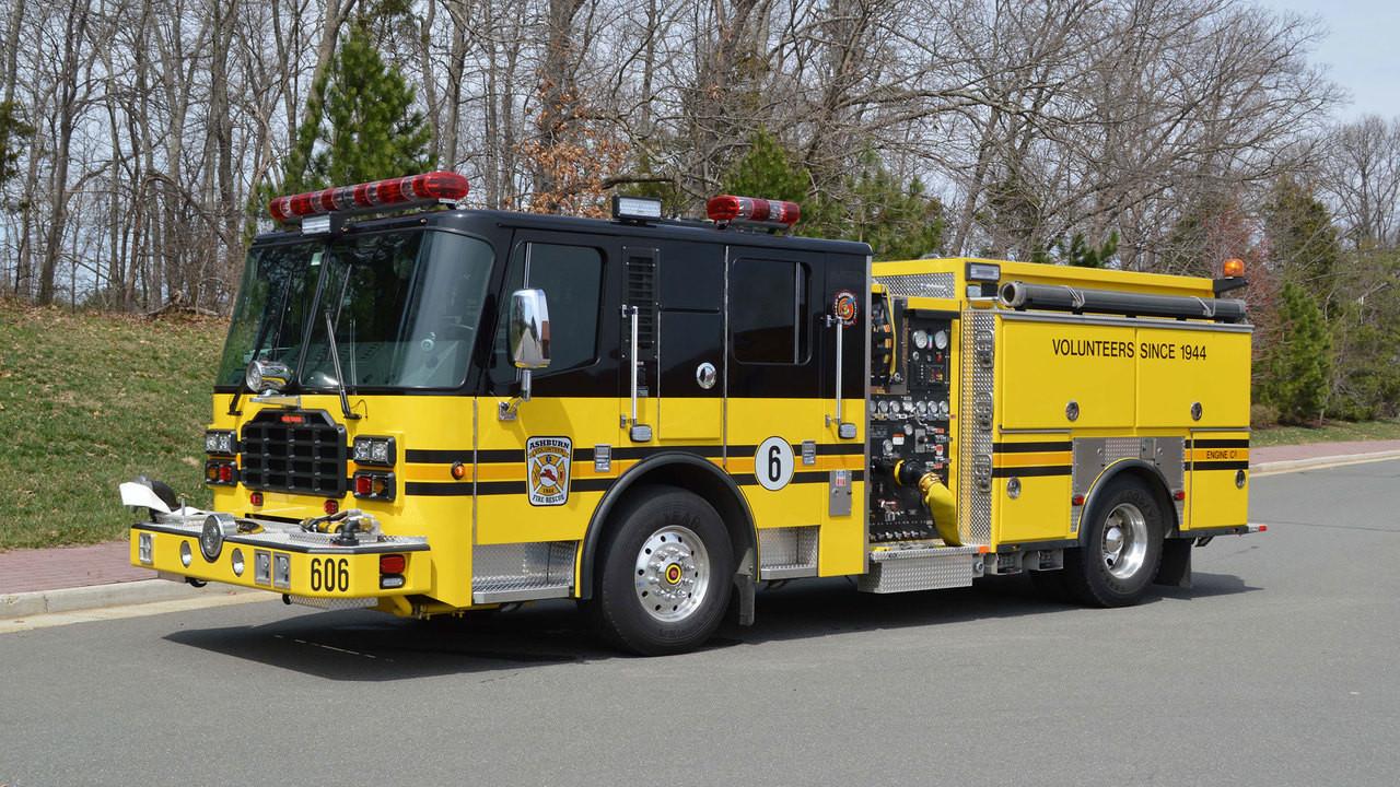 AVFRD Engine 606