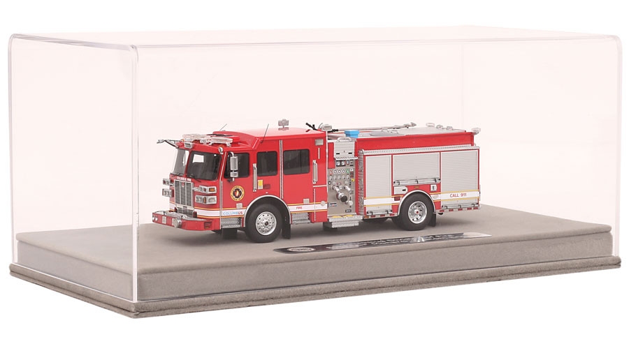1:50 Scale Columbus Division of Fire Sutphen Monarch Engine