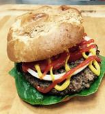 Dairy Free Hamburger Buns (6 pieces)