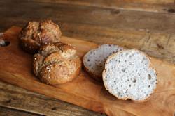 Vegan Multi-Grain Deli Rolls (6 pieces)