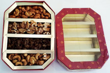 Red Snack Gift Box