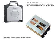 Panasonic Toughbook CF-30 complete hard drive caddy kit