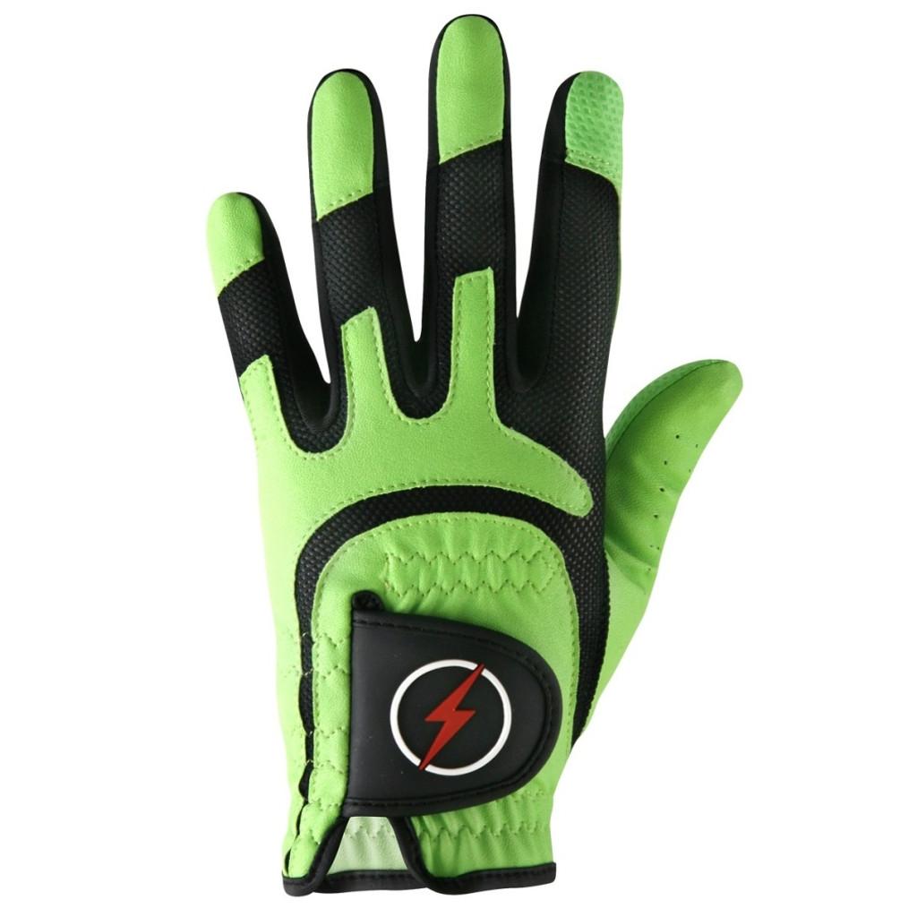 PowerBilt Junior One-Fit Golf Glove - Green