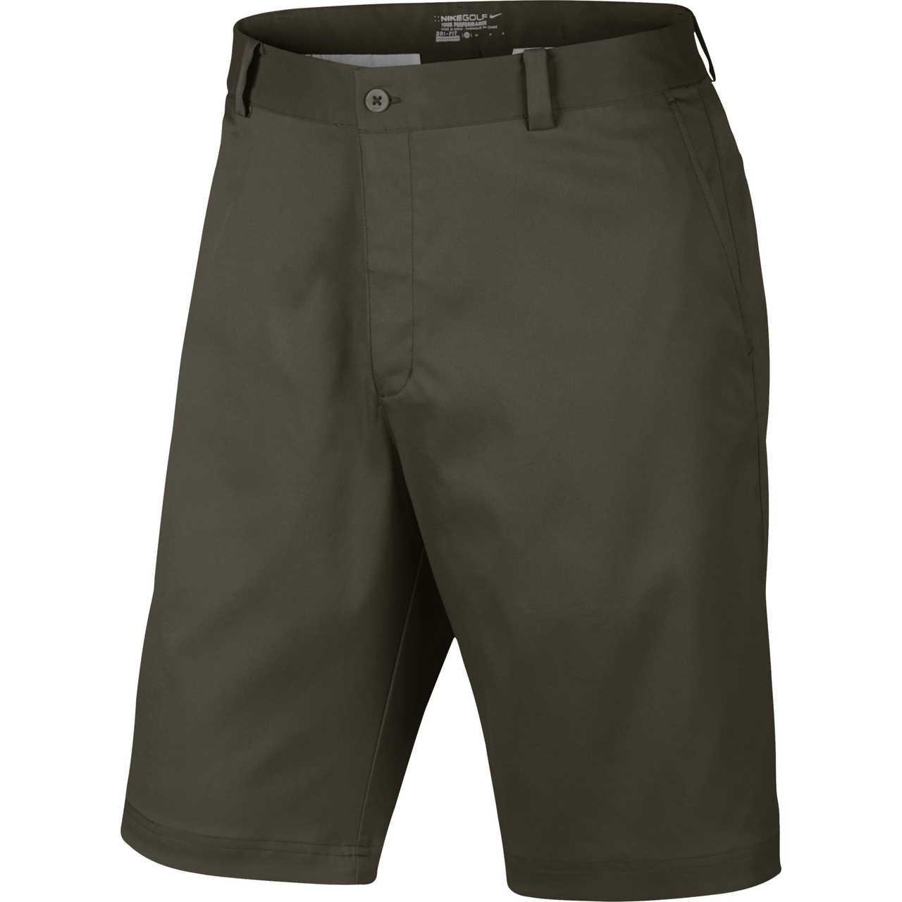 nike men u0026 39 s dri-fit flat front shorts